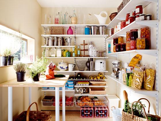 garde manger l 39 tag re murale pour votre garde manger. Black Bedroom Furniture Sets. Home Design Ideas