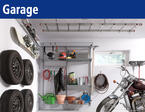 The wall shelf for your garage. Simple and fast!